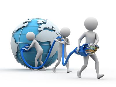 Telefoninstallationen und Telekommunikation - wir verbinden Sie!